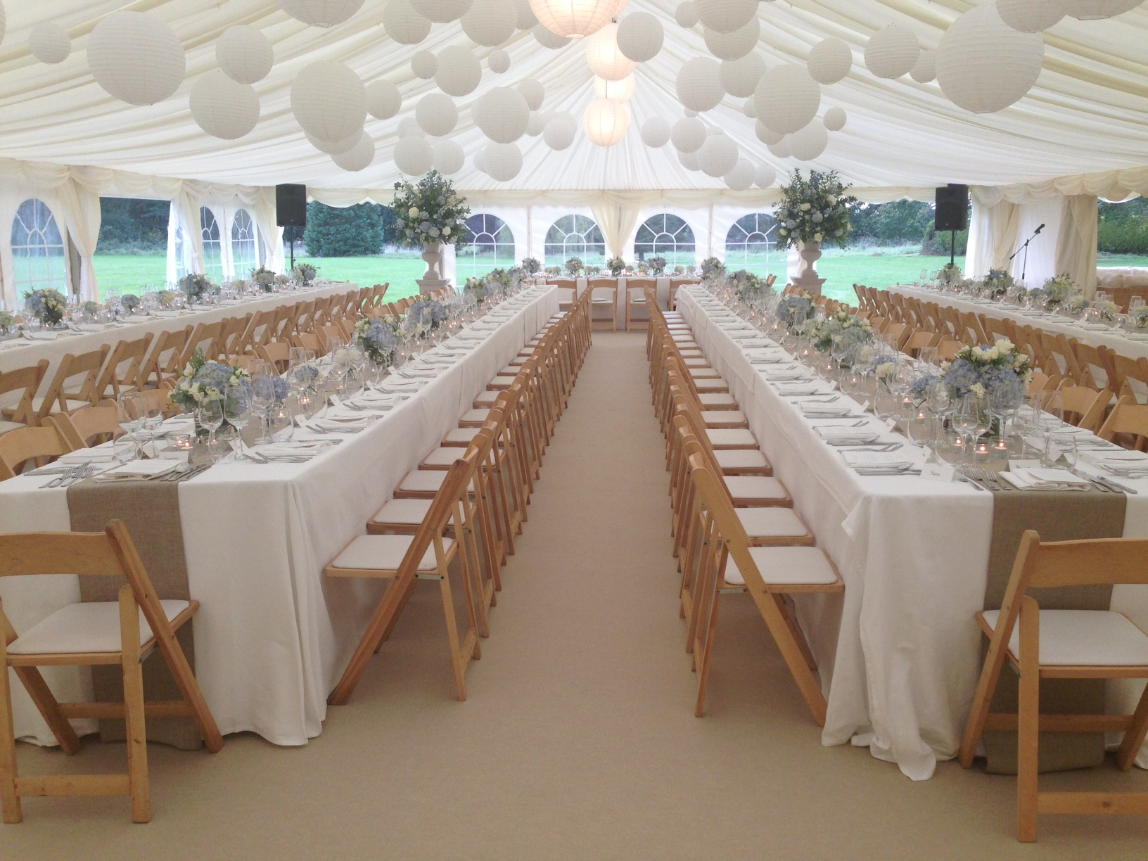 Marquee Interiors Redcrest Events